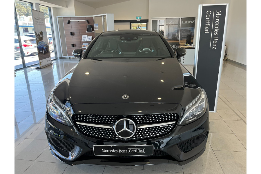 2017 MY57 Mercedes-Benz C-class C205 807+057MY C43 AMG Coupe