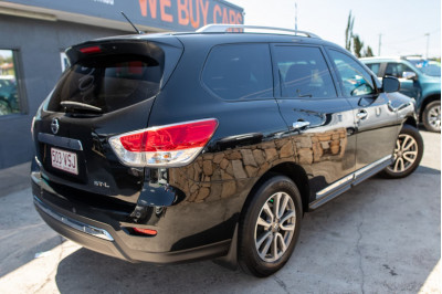 2015 Nissan Pathfinder R52 ST-L Suv Image 3