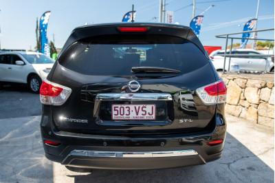 2015 Nissan Pathfinder R52 ST-L Suv Image 5