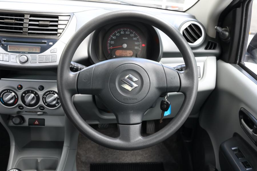 2009 Suzuki Alto GF GL Hatch Image 9
