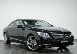 Mercedes-Benz CL500 BlueEFFICIENCY C216 MY11