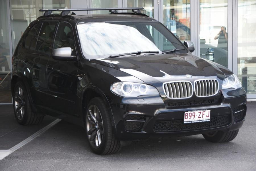 2012 MY12.5 BMW X5 E70 MY12.5 M50d Suv