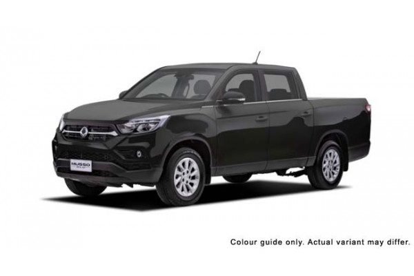 SsangYong Musso XLV Ultimate