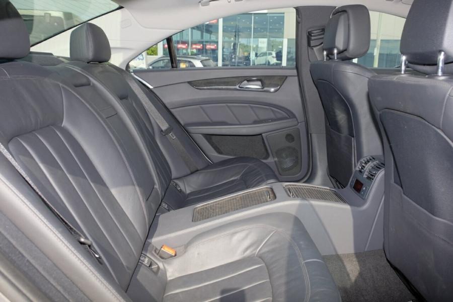 2011 Mercedes-Benz CLS-Class C218 CLS350 BlueEFFICIENCY Coupe 7G-Tronic Sedan