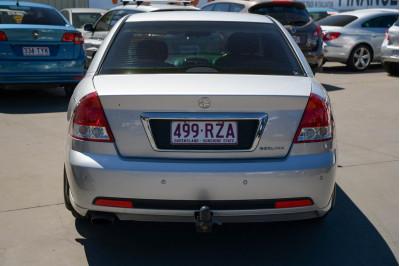2006 Holden Berlina VZ Sedan Image 4