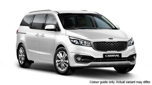 Demo 2018 Kia Carnival 437175 Cairns Trinity Auto Group