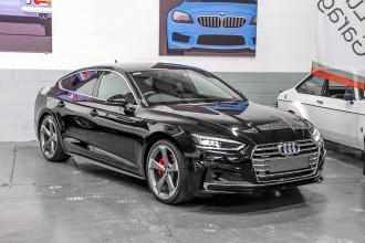 2019 Audi A5 F5 45 TFSI sport Hatchback Image 3