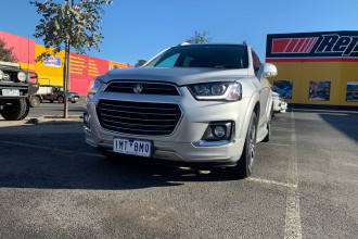 Holden Captiva LTZ CG MY18