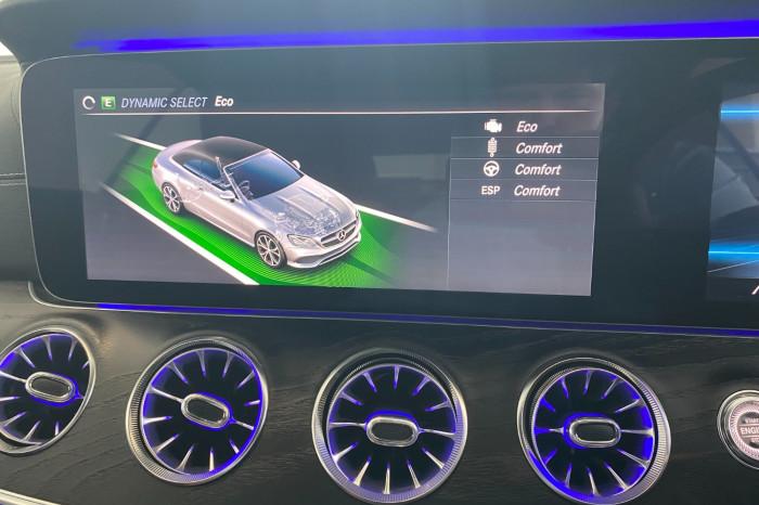 2020 Mercedes-Benz E Class Convertible Image 24