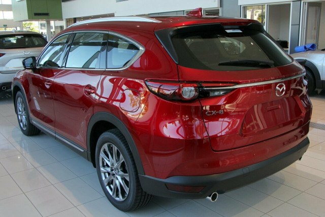 2020 Mazda CX-8 KG Asaki Suv Mobile Image 2