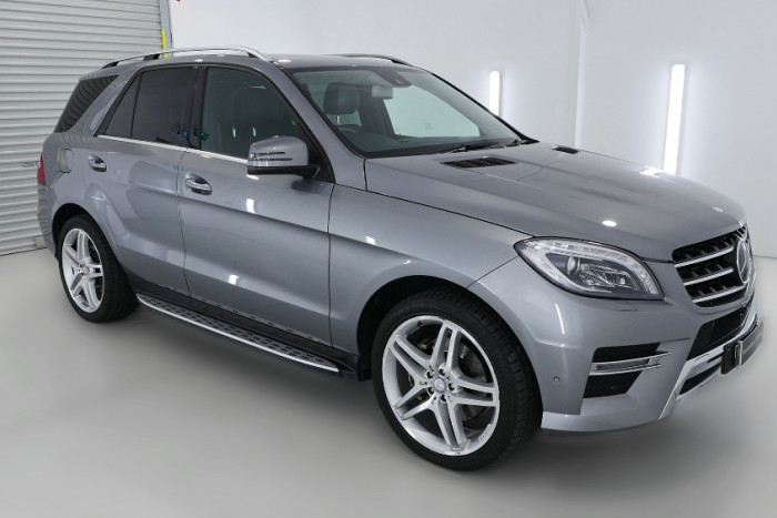 2013 Mercedes-Benz M Class W166 ML350 BlueTEC Wagon