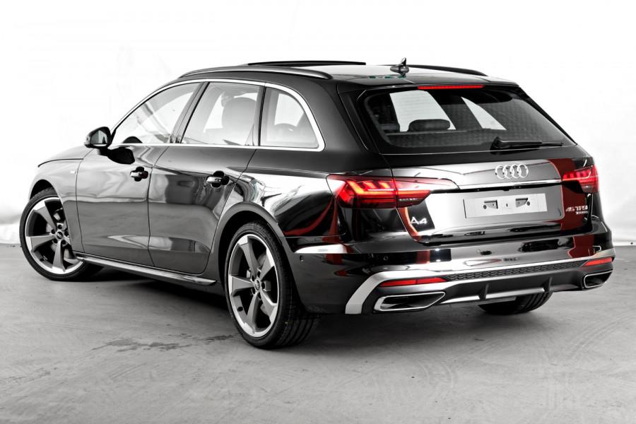 2021 Audi A4 A