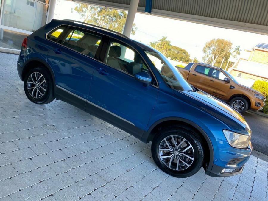 2016 Volkswagen Tiguan 5N  132TSI Suv Image 6
