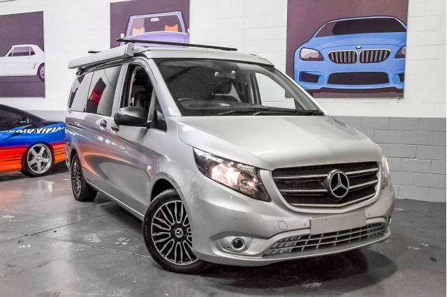 2019 Mercedes-Benz Marco Polo ACTIVITY 447 116BlueTEC Wagon