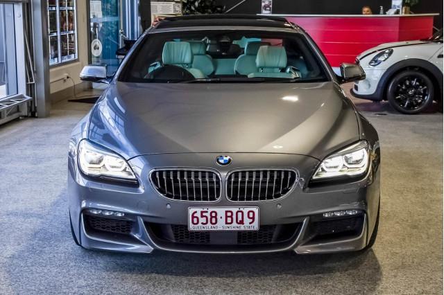 2015 BMW 6 Series F13 LCI 640i Coupe