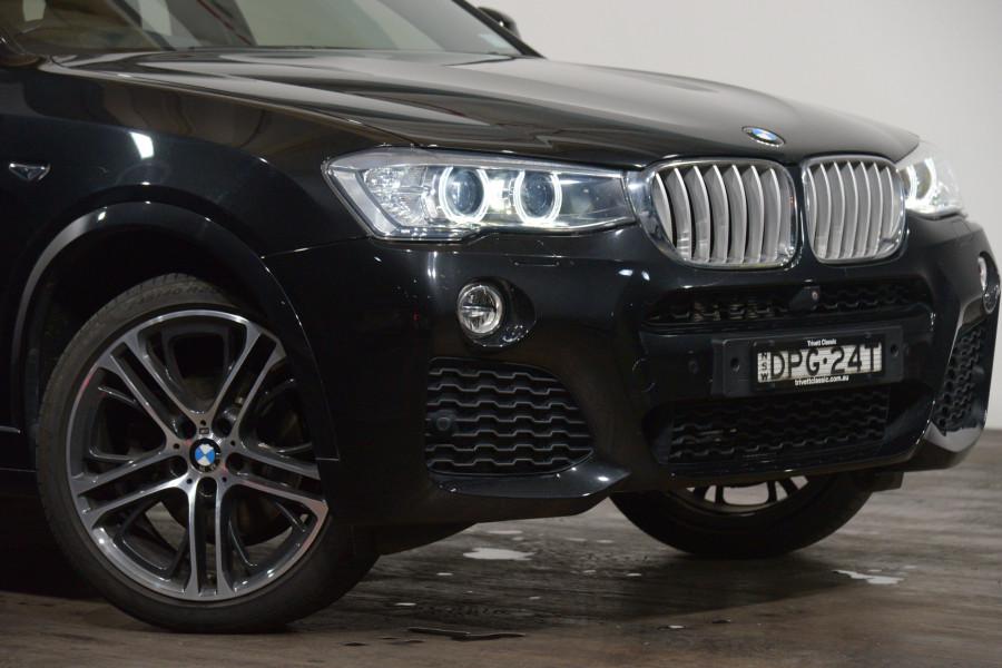 2017 BMW X4 Xdrive 35i