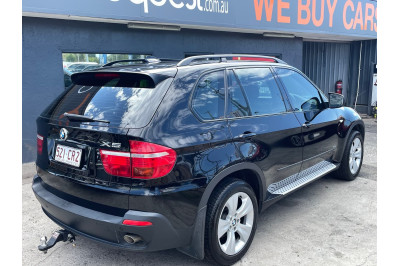2007 BMW X5 E70 d Suv Image 5