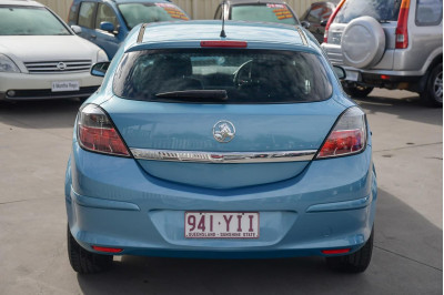 2005 Holden Astra AH MY06 CD Coupe Image 4