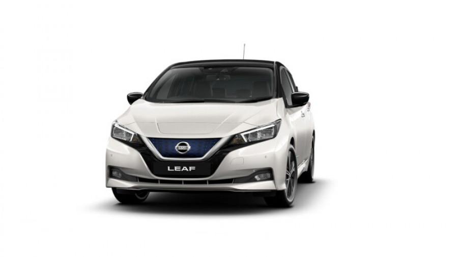2020 Nissan LEAF ZE1 LEAF Hatchback Image 3