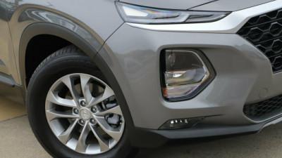 2018 MY19 Hyundai Santa Fe TM Active Suv Image 2