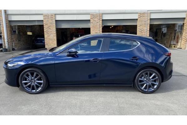 2021 Mazda 3 BP G20 Evolve Hatchback Image 4