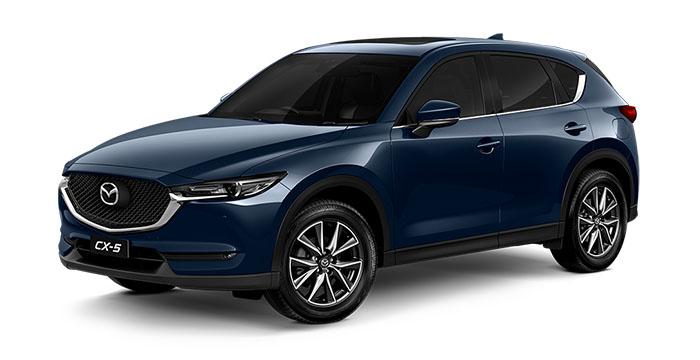 2020 MY19 Mazda CX-5 KF GT Suv