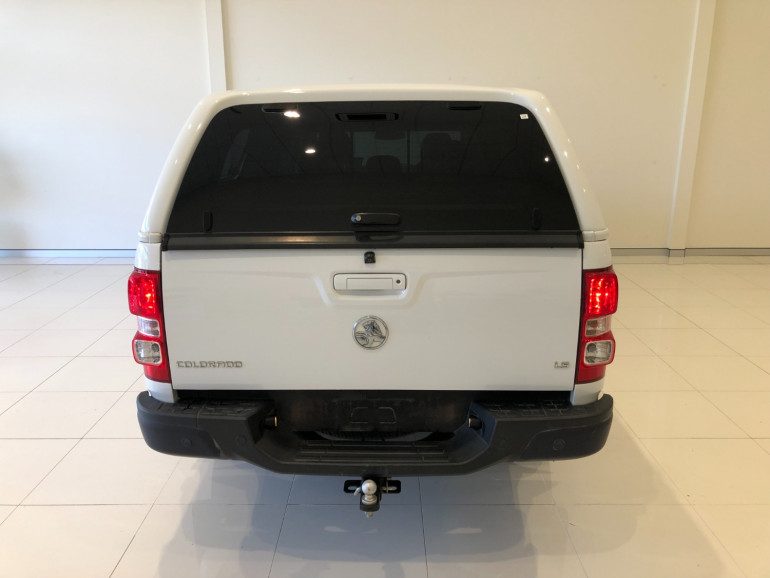 2015 Holden Colorado RG Turbo LS 2wd d/c canopy Image 5