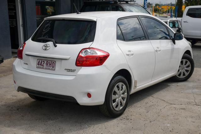 2010 Toyota Corolla ZRE152R Ascent Hatchback Image 3