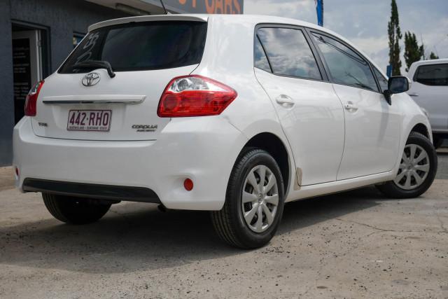 2010 Toyota Corolla ZRE152R Ascent Hatchback Image 4