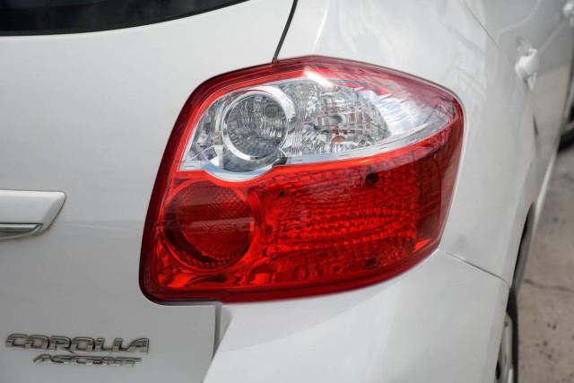 2010 Toyota Corolla ZRE152R Ascent Hatchback Image 6