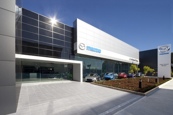 ASG acquires John Newell Mazda