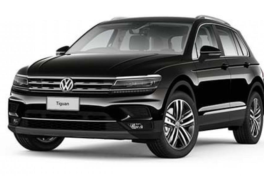 2019 Volkswagen Tiguan 5N Highline Suv Image 1