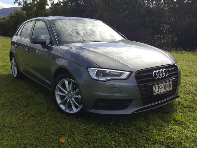 Audi A3 Sportback Attraction