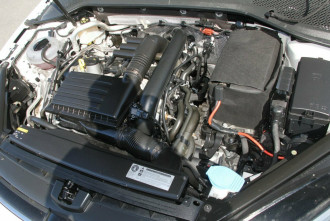 2014 Volkswagen Golf VII MY14 90TSI DSG Hatchback