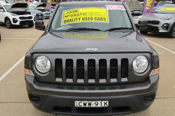 2014 MY15 Jeep Patriot MK Sport 4x2 Wagon