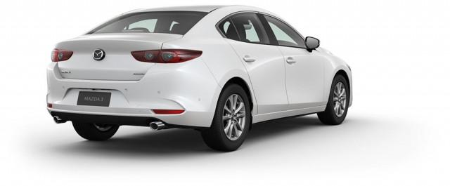 2020 Mazda 3 BP G20 Pure Sedan Sedan Mobile Image 13