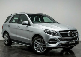 Mercedes-Benz GLE350 d 9G-TRONIC 4MATIC W166 807MY