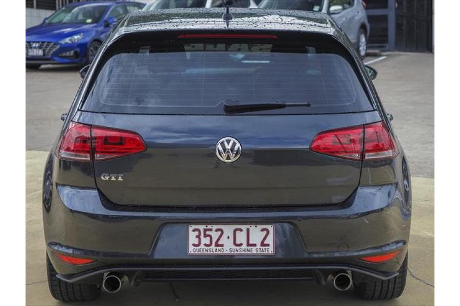 2015 MY16 Volkswagen Golf 7 GTI Hatchback