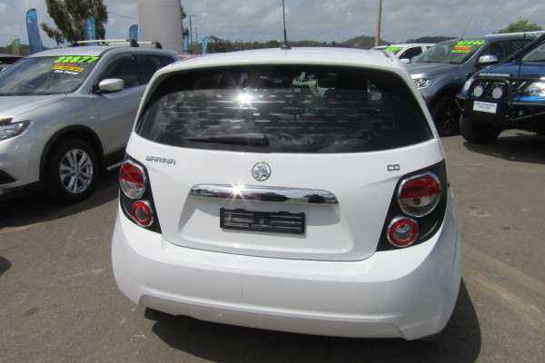 2014 Holden Barina TM MY14 CD Hatchback