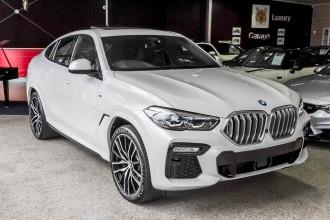 2020 BMW X6 G06 xDrive30d M Sport Suv Image 4