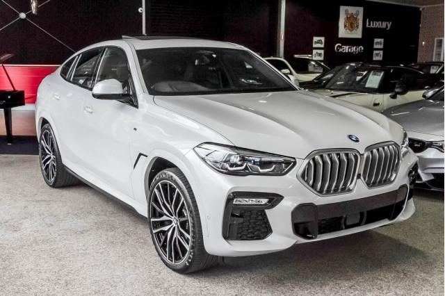 2020 BMW X6 G06 xDrive30d M Sport Suv