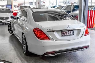 2014 Mercedes-Benz S-Class V222 S350 BlueTEC Sedan Image 2