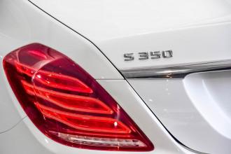 2014 Mercedes-Benz S-Class V222 S350 BlueTEC Sedan Image 5