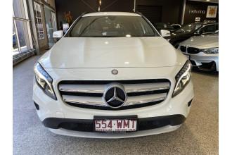 2016 Mercedes-Benz GLA-Class X156 GLA180 Wagon Image 4