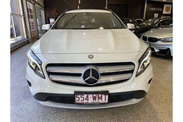 2016 Mercedes-Benz GLA-Class X156 GLA180 Wagon