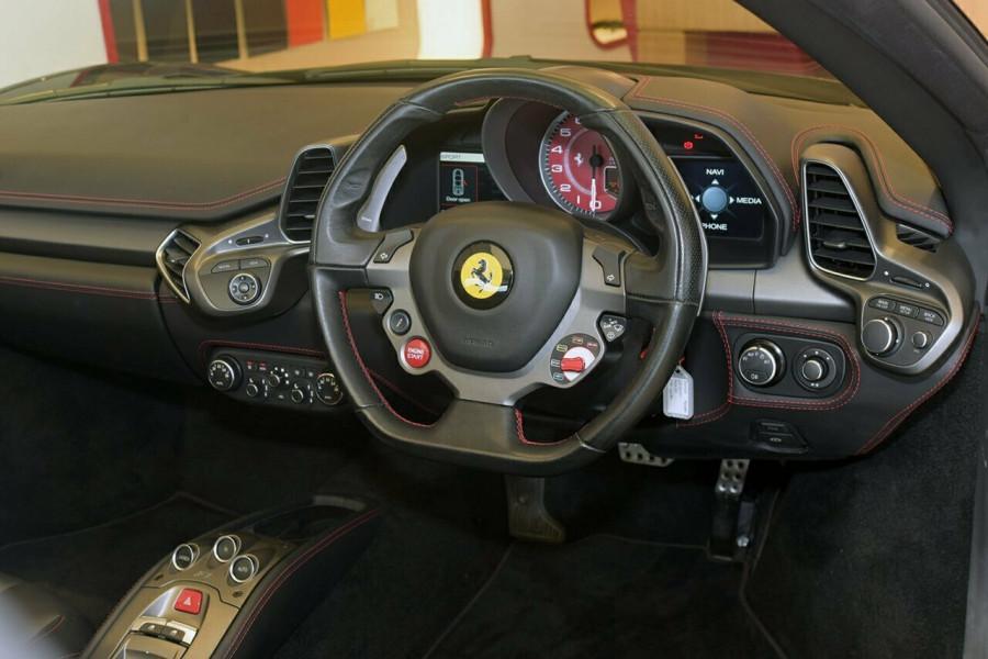 2012 Ferrari 458 Spider F142 F142 Convertible Mobile Image 4