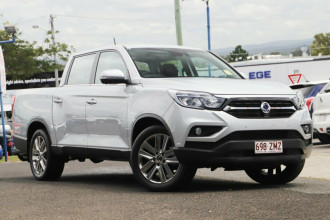 SsangYong Musso XLV Ultimate Plus Q201