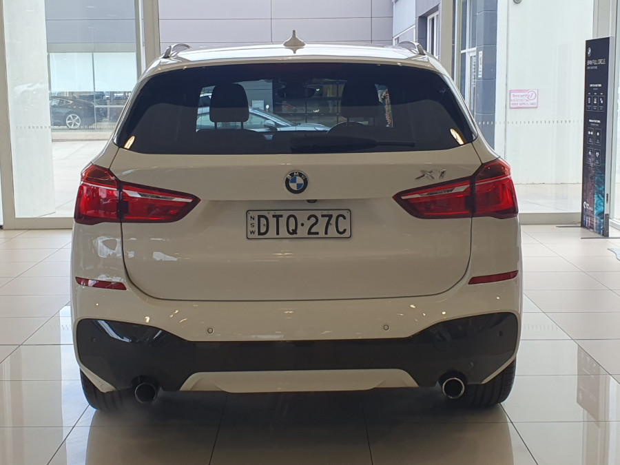 2016 BMW X1 F48 XDRIVE25I Suv Image 12