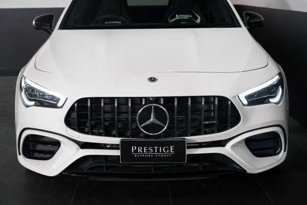 2020 Mercedes-Benz Cla Mercedes-Amg Cla 45 S 4matic+ Auto 45 S 4matic+ Coupe Image 3