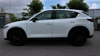2021 Mazda CX-5 KF Series GT Suv image 6